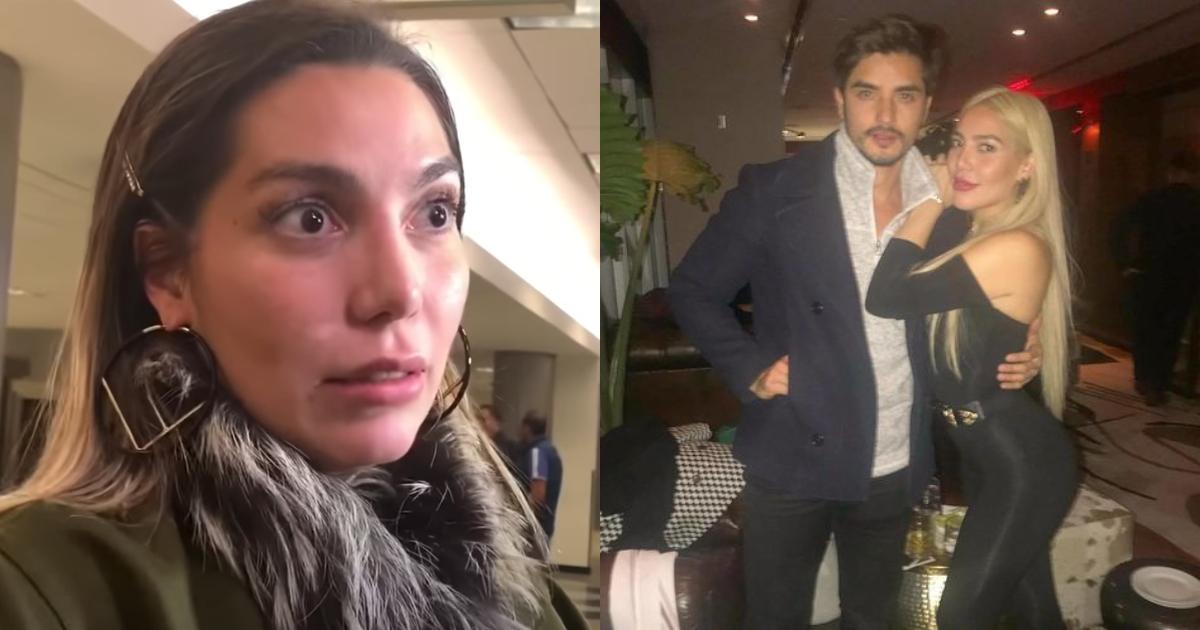 Frida Sofia aconseja a nueva novia de ex Christian Estrada