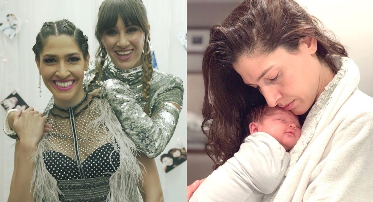 Ha Ash: Hanna y Ashley presumen en una foto a su hija