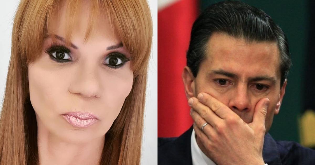 Mhoni Vidente predice detención politico ¿es Peña Nieto?
