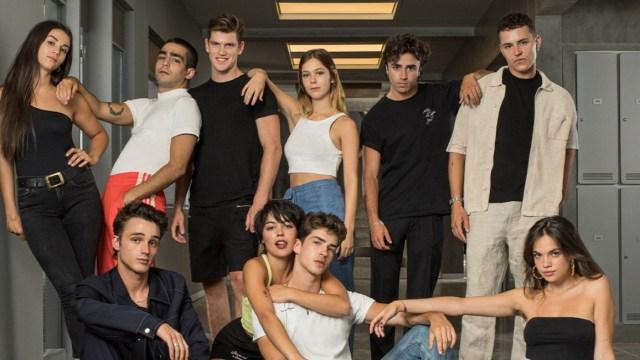 Ellos son los nuevos integrantes para Elite 4 Netflix
