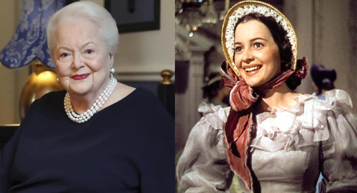 QEPD: Muere Olivia de Havilland, actriz de 'Lo que el viento se llevó'