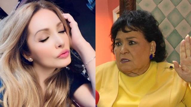 Paty Navidad responde criticas de Carmen Salinas Coronavirus