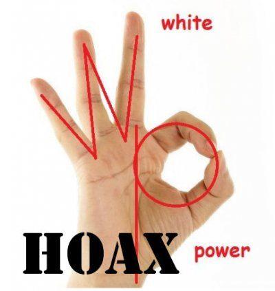 Señal de OK considerada de supremacistas blancos