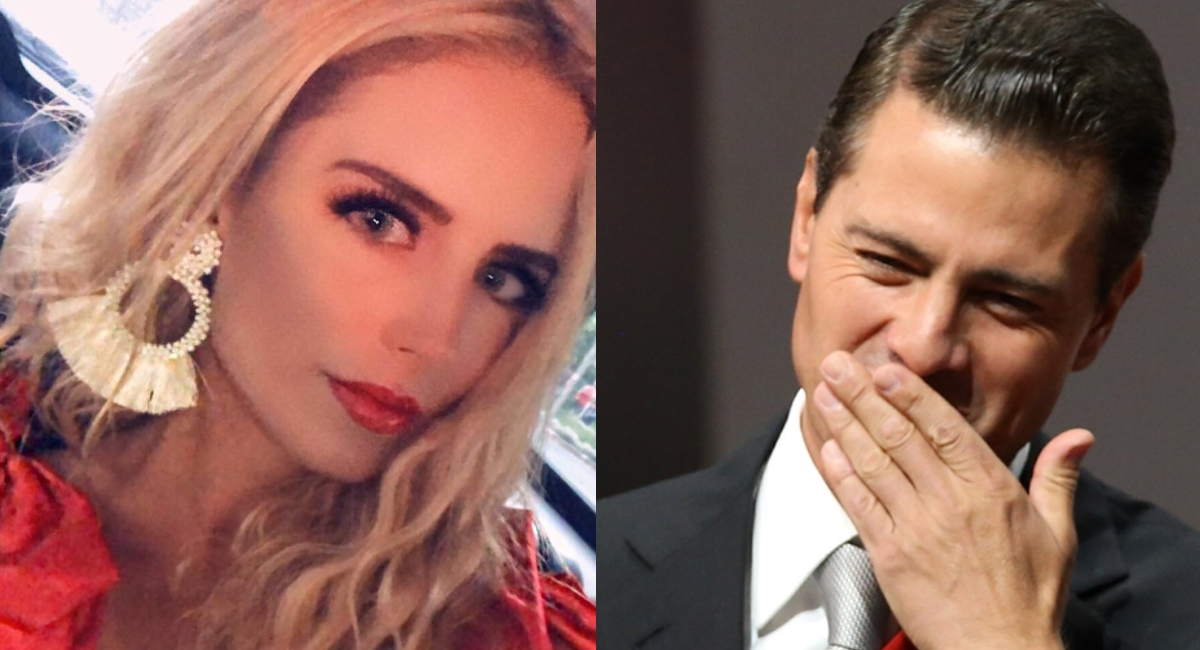 Tania Ruiz derrama miel para felicitar a EPN en su cumpleaños
