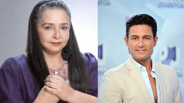 Ana Martín habla sobre el pleito con Fernando Colunga