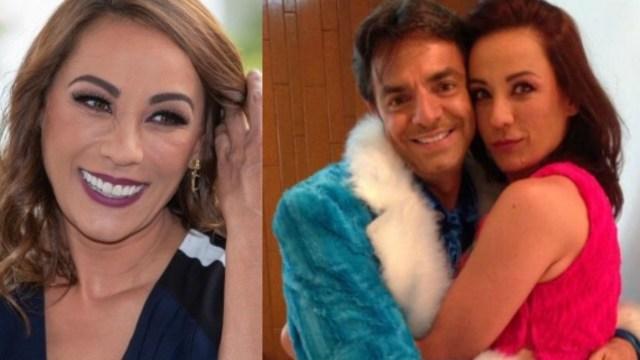 Consuelo Duval revela si tuvo relación con Eugenio Derbez