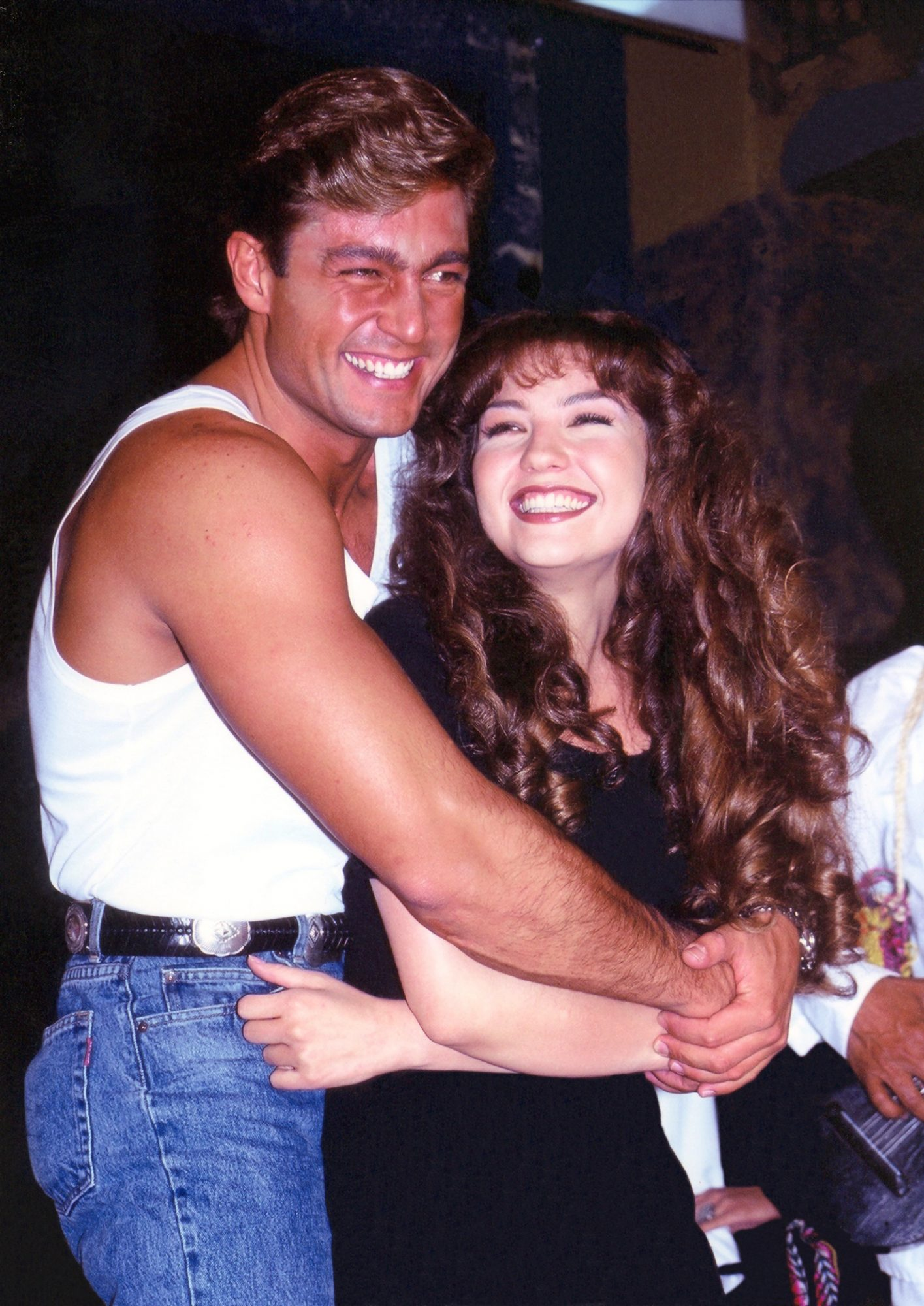 Luego de 25 años confirman Thalía y Fernando Colunga fueron pareja