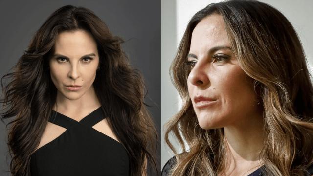 Kate del Castillo confiesa que aprendió a hacer quehacer en la cuarentena