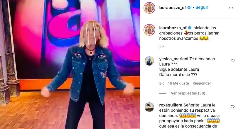 Laura Bozzo responde demanda de Gabriel Soto Irina Baeva