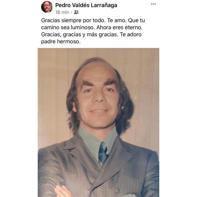 """Muere Manuel """"El Loco"""" Valdés"""