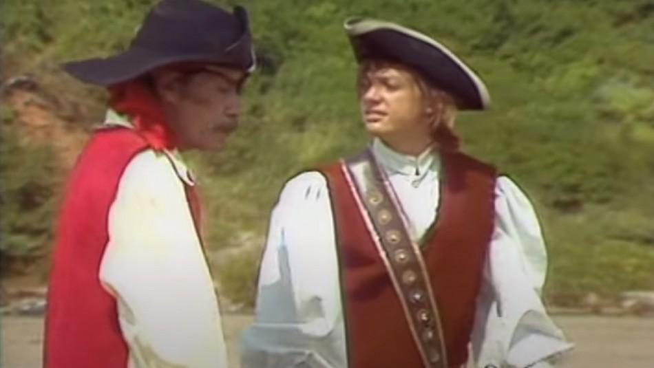 Luis Miguel y Don Ramón actuaron juntos en un épico capítulo
