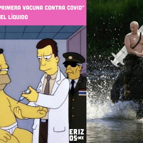 Mientras llega a México, disfruta los 15 mejores memes de la Vacuna contra el Coronavirus