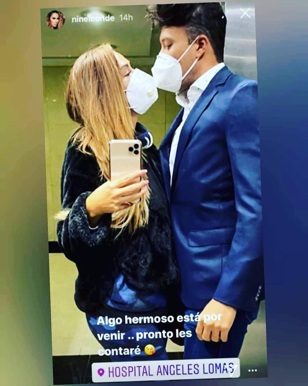 Novio de Ninel Conde también anduvo con Frida Sofía