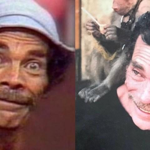 Ramón Valdés: 10 fotos inéditas del actor y comediante