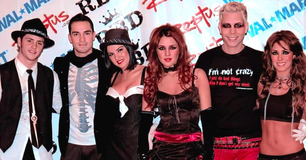 RBD está de luto tras muerte de su fan Victoria con mensajes