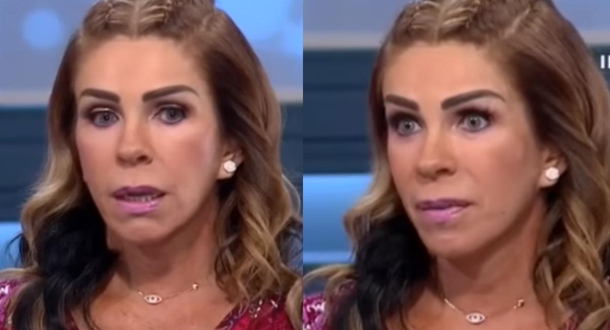 Rocío Sánchez Azuara fue golpeada por su primer esposo