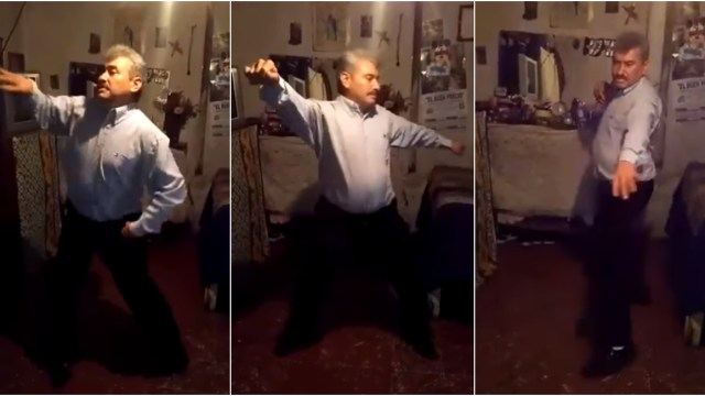 Covi Dance: Señor de la Zona 5 saca sus mejores bailes