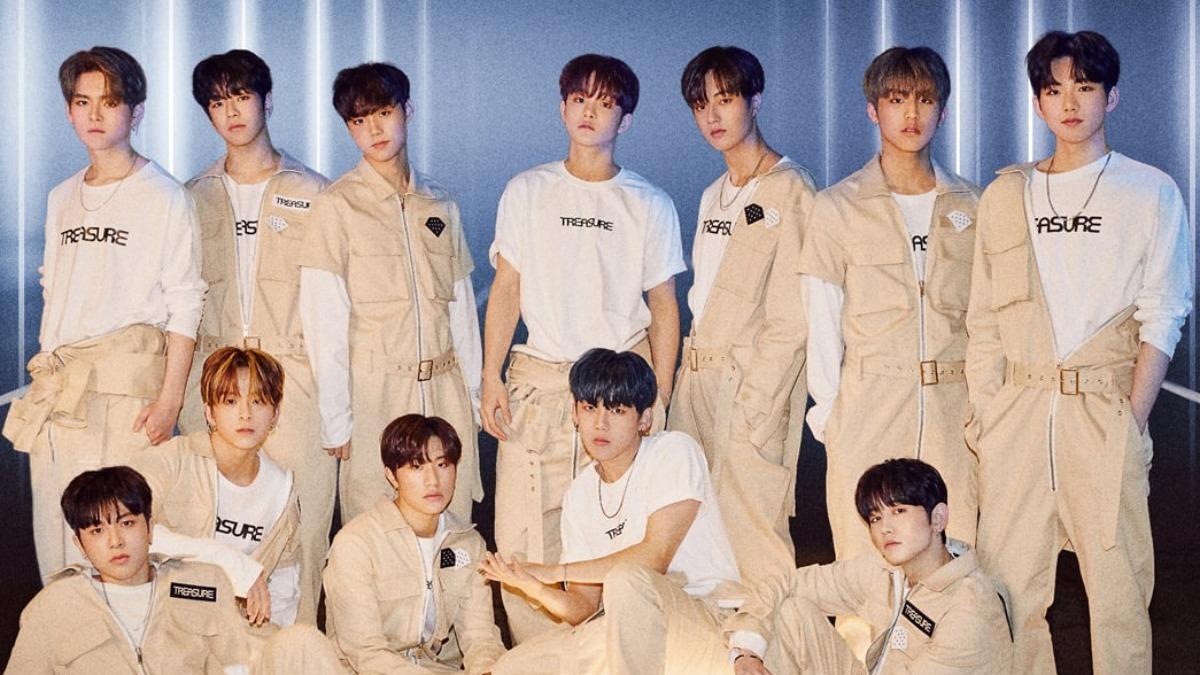 Treasure nueva banda K-Pop de YG Entertainment debut Boy