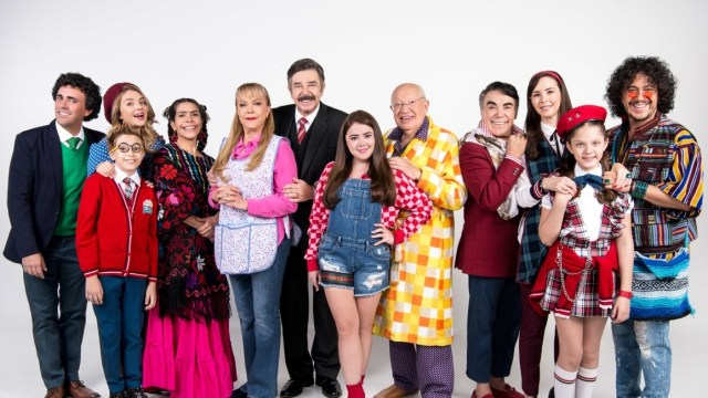 Una Familia de Diez: Así luce el elenco 13 años después
