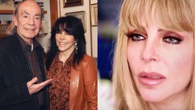 Veronica Castro reacciona a muerte de Manuel El Loco Valdés
