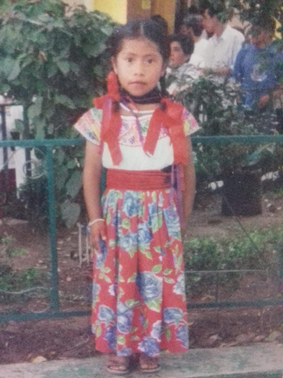Así lucía Yalitza Aparicio antes cuando era niña: Fotos