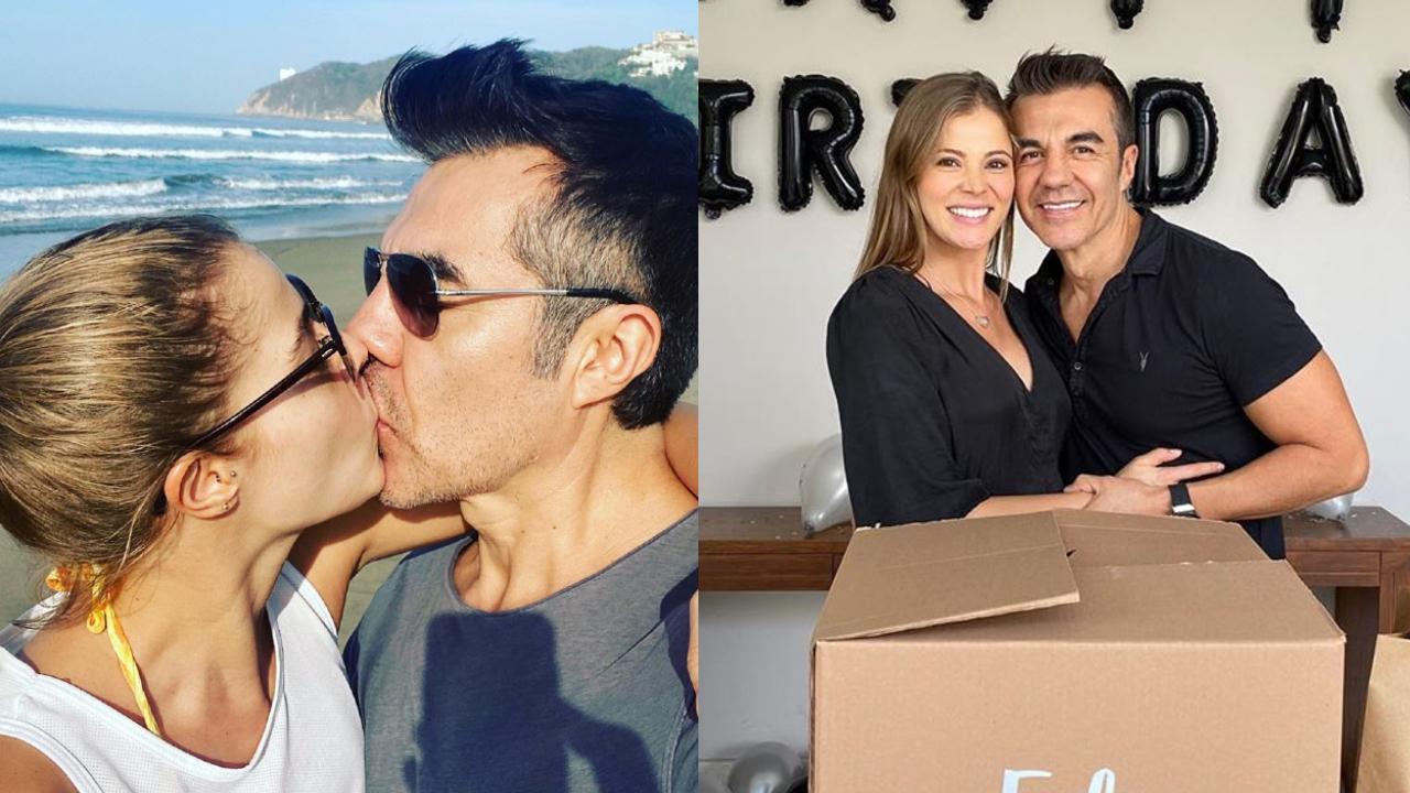 Adrián Uribe pide matrimonio