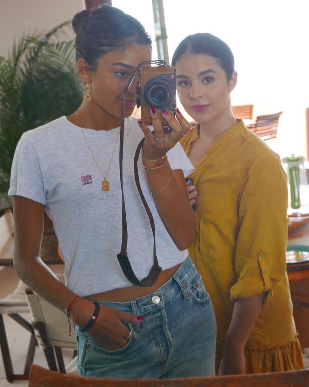 Ana Paula y Alejandra Capetillo Gaytán