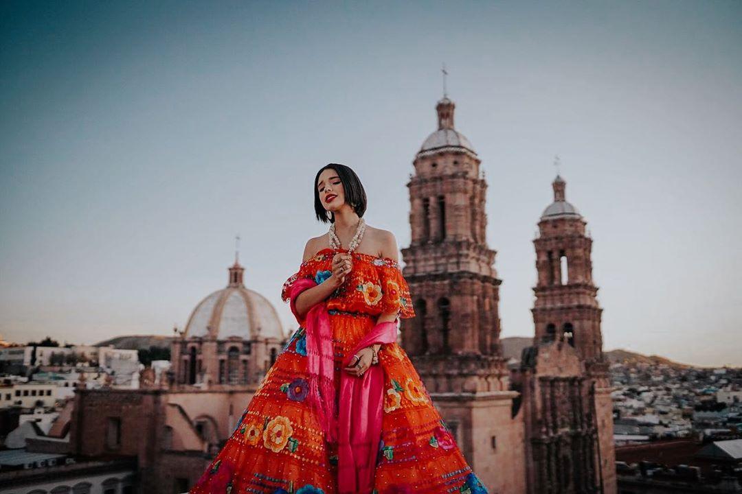 Ángela Aguilar Zacatecas
