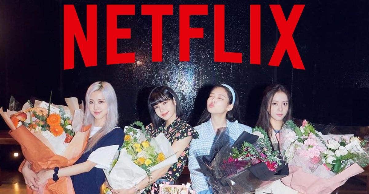 BLACKPINK llega a Netflix en octubre