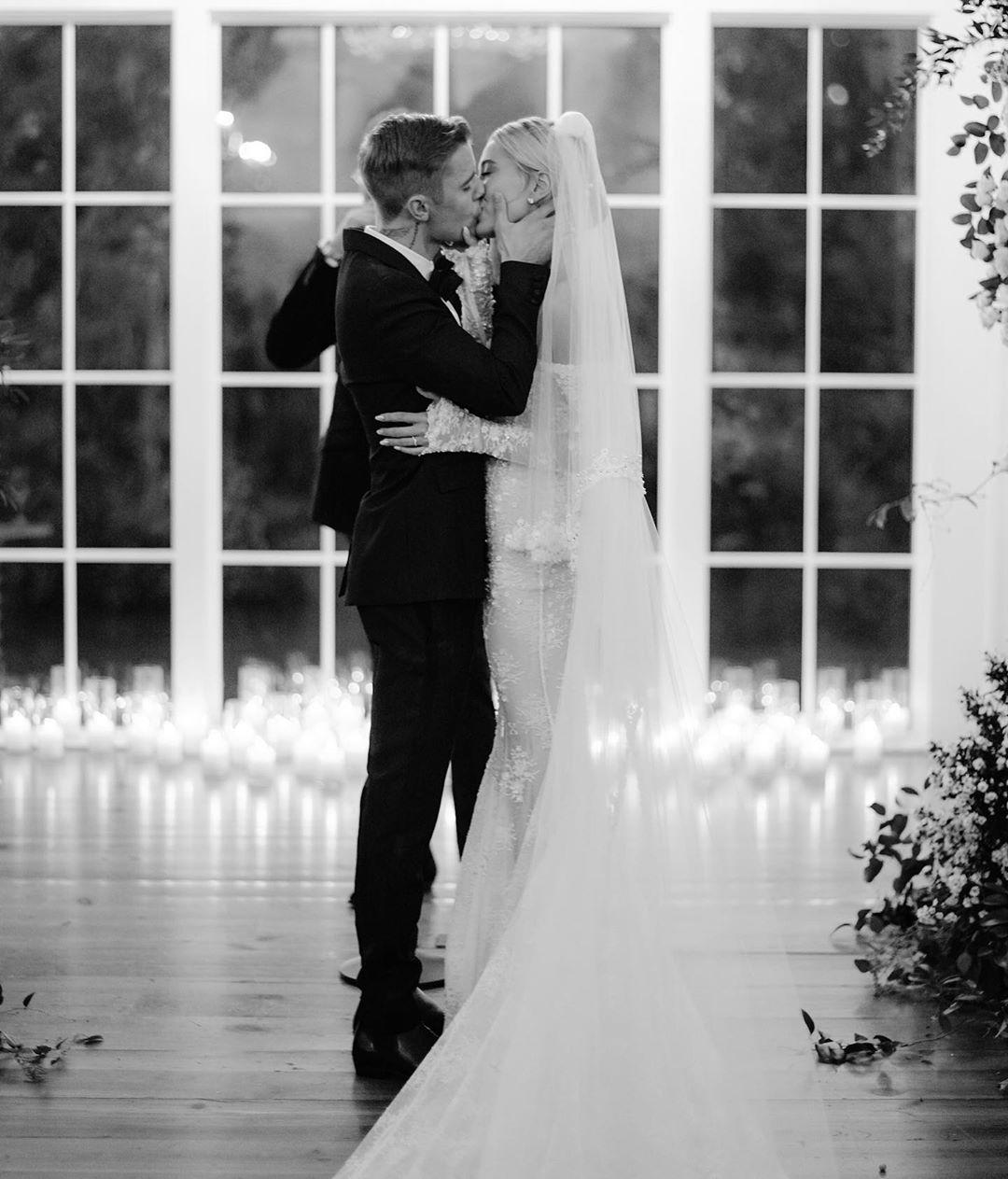 Bieber y Baldwin casados