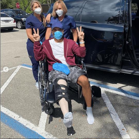 Julian Gil es operado de emergencia y su hermana pide oraciones