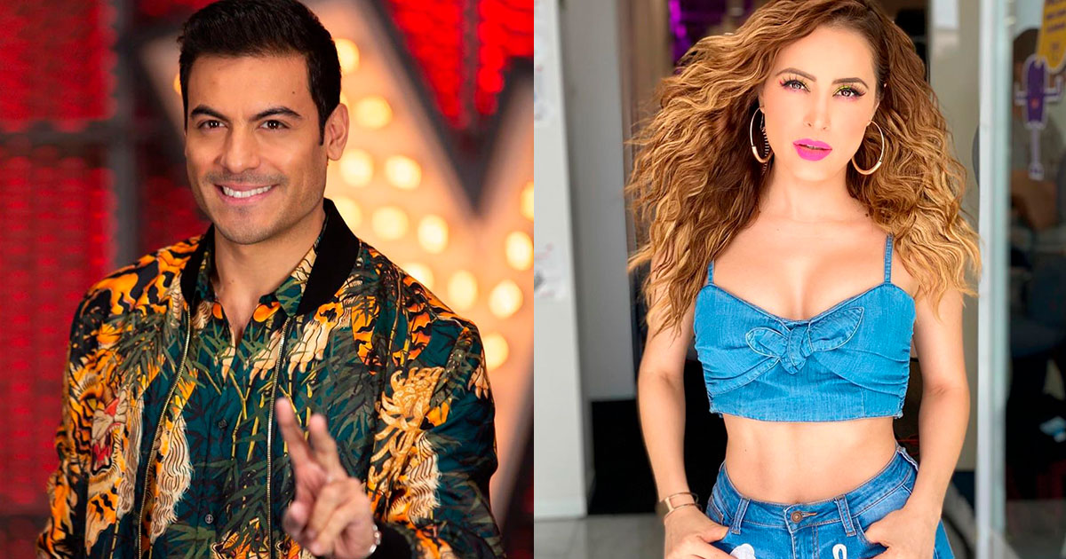 Carlos Rivera le deja tierno mensaje de amor a Cynthia Rodríguez