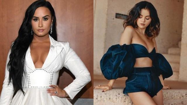 Demi Lovato rompió el silencio respecto al amor de Max Ehrich y Selena Gomez