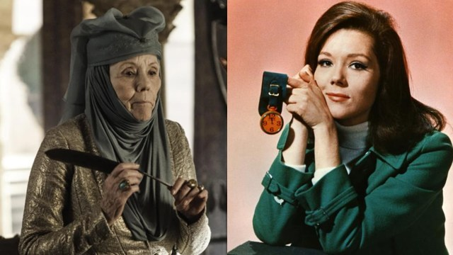 Diana Rigg Muere Game of Thrones