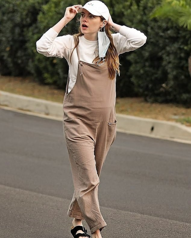 Emma Stone Embarazada