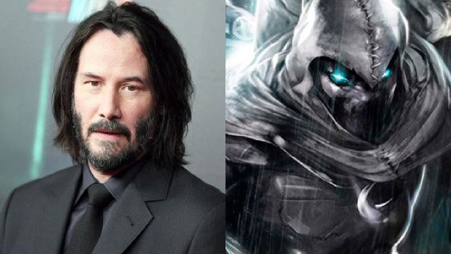 Keanu Reeves en charlas con Marvel para ser Moon Knight