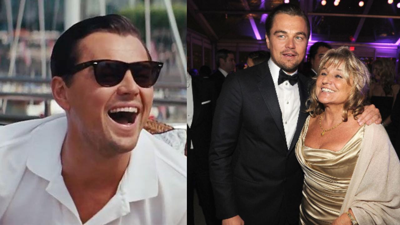 Leonardo DiCaprio Ocultó Tabaco Madre