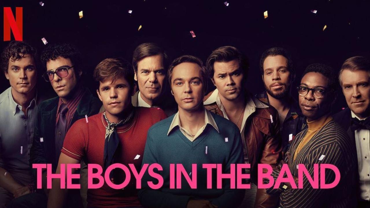 Los chicos de la banda estreno