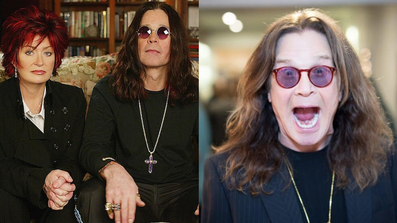 Ozzy Osbourne Esposa Sharon