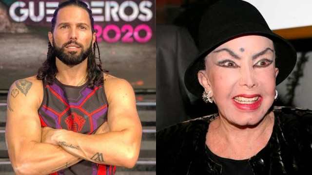 Poncho De Nigris se abre y habla de su relación con Irma Serrano
