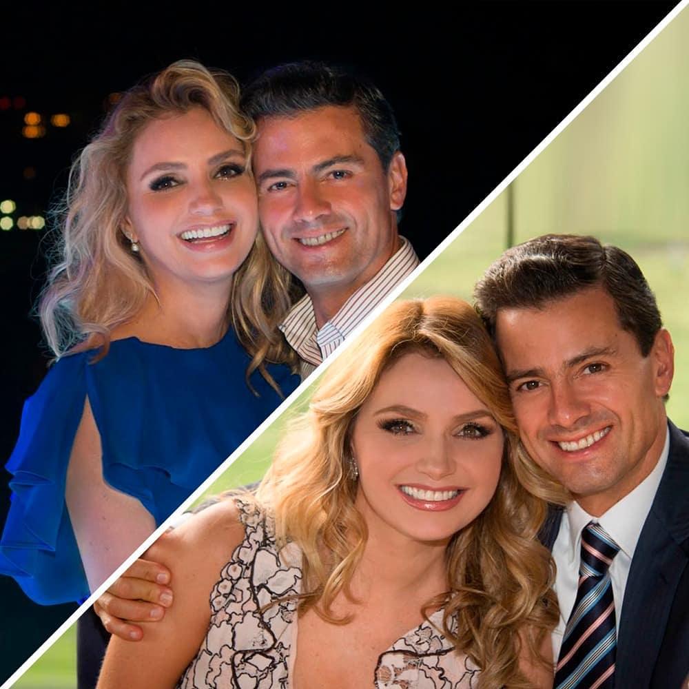 Angélica Rivera cobró por casarse con Peña Nieto