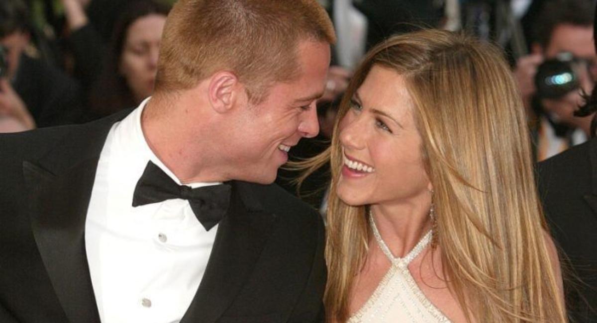 Brad Pitt y Jennifer Aniston vuelven a estar juntos y se reencuentran