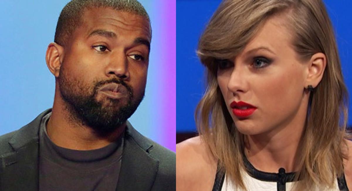 Kanye West inició pelea con Taylor Swift porque Dios lo mandó, asegura