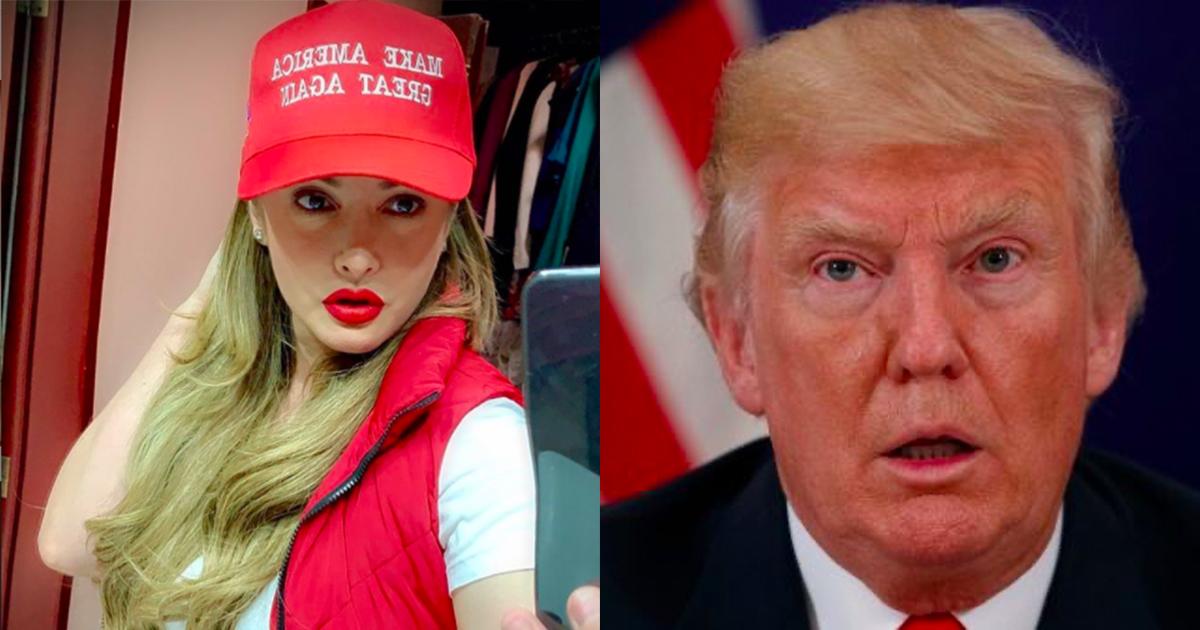 Paty Navidad se declara Pro-Trump y causa revuelo en Internet