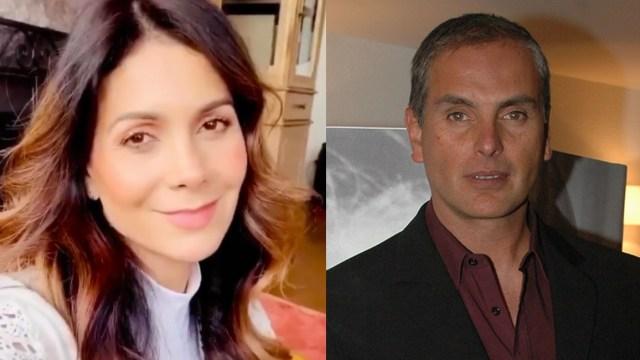 Patricia Manterola escribe emotivo mensaje a su ex esposo Xavier Ortiz