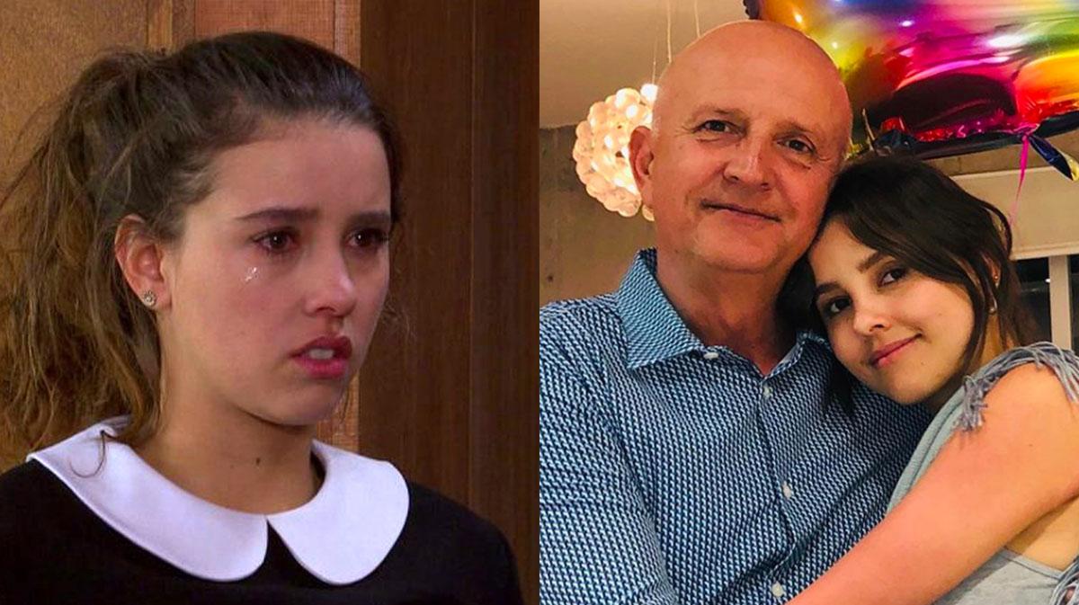 Fallece Eduardo Gomez Gerling, el papá de Paulina Goto y ella lo despide con emotivo mensaje