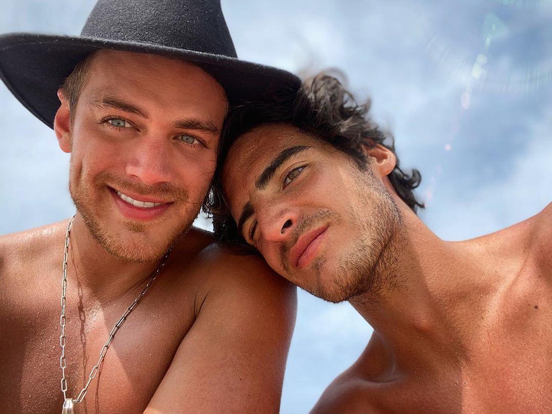 Polo Morín presenta a su nuevo novio: Bernardo Abascal