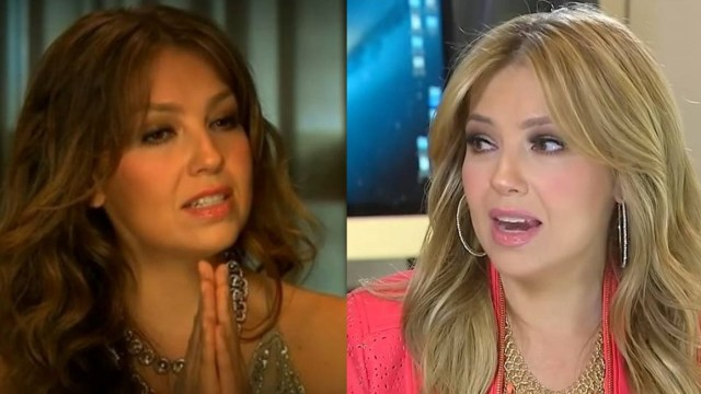 Thalía revela lo difícil que han sido las clases en línea con sus hijos