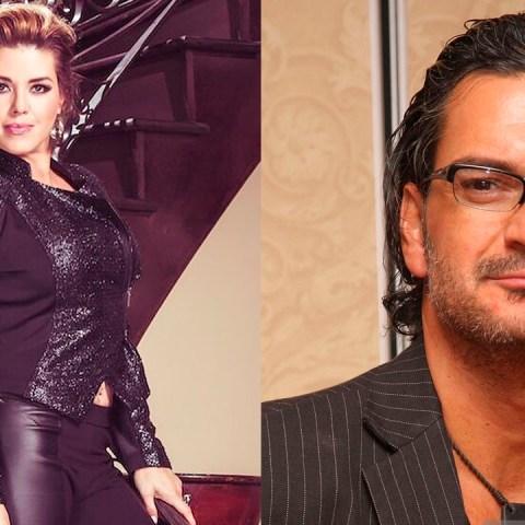 Alicia Machado y su romance con Ricardo Arjona