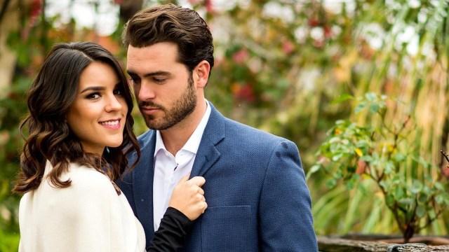 Pablo Lyle junto a su esposa en instagram